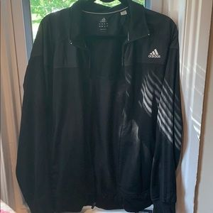 Adidas men's tracksuit jacket